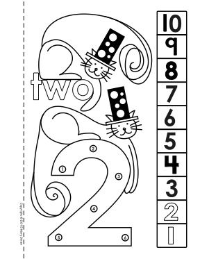 Dot-to-Dot Number Book 1-10 Activity Coloring Pages. 10-20