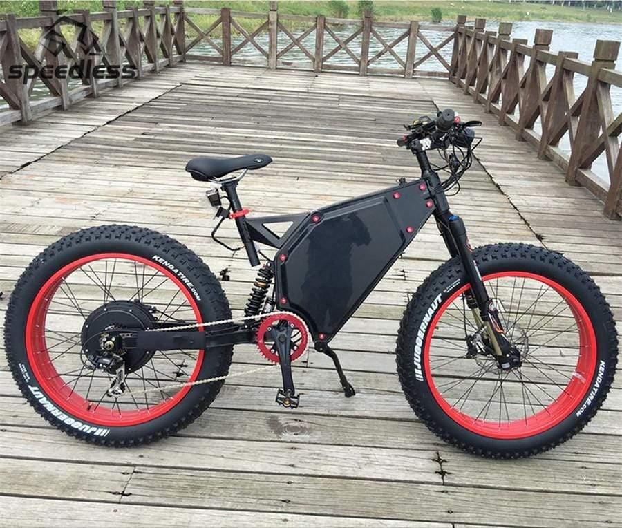 72V 5000W Electric Motorcycle Bike | Electric Bike in 2019