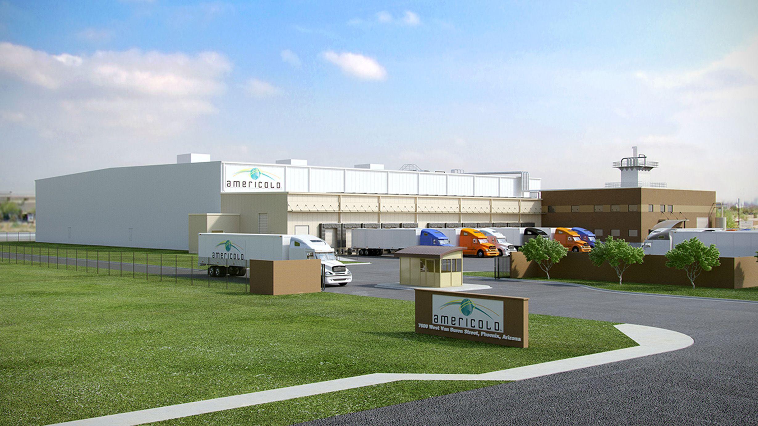 Americold Warehouses Innovative Logistics Solutions