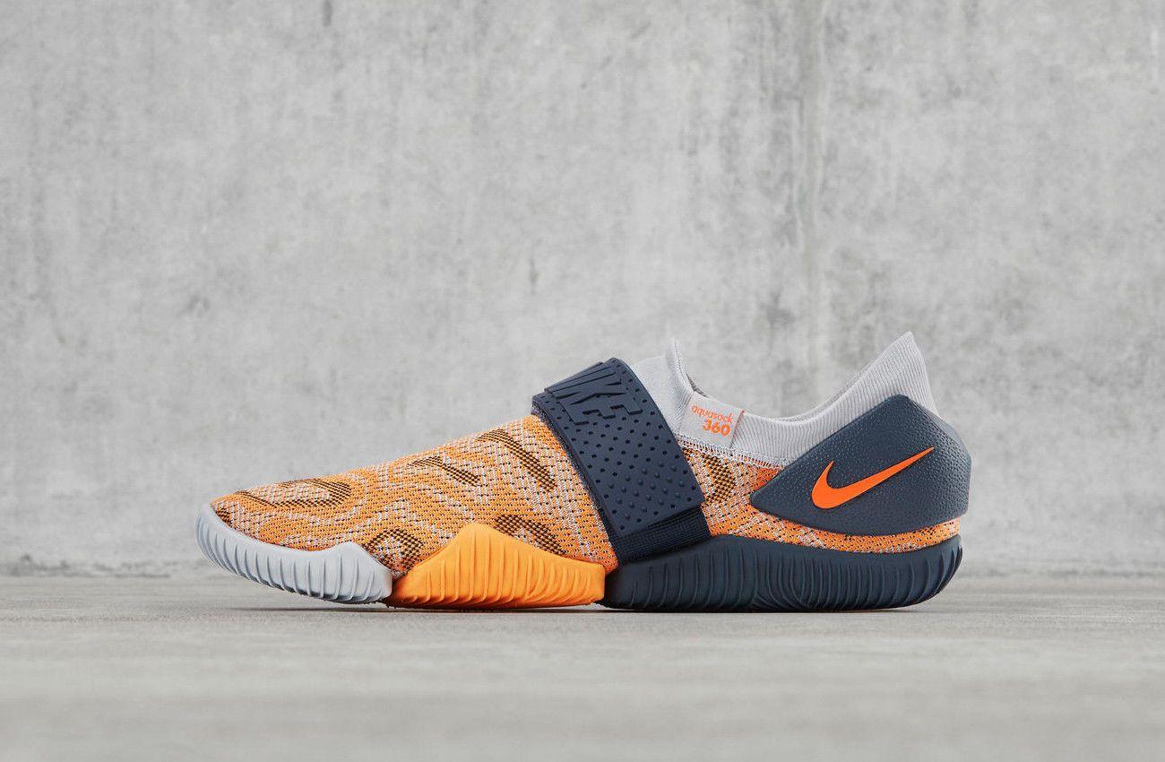 617e36765f46 p NikeLab Aqua Sock 360 Orange  p