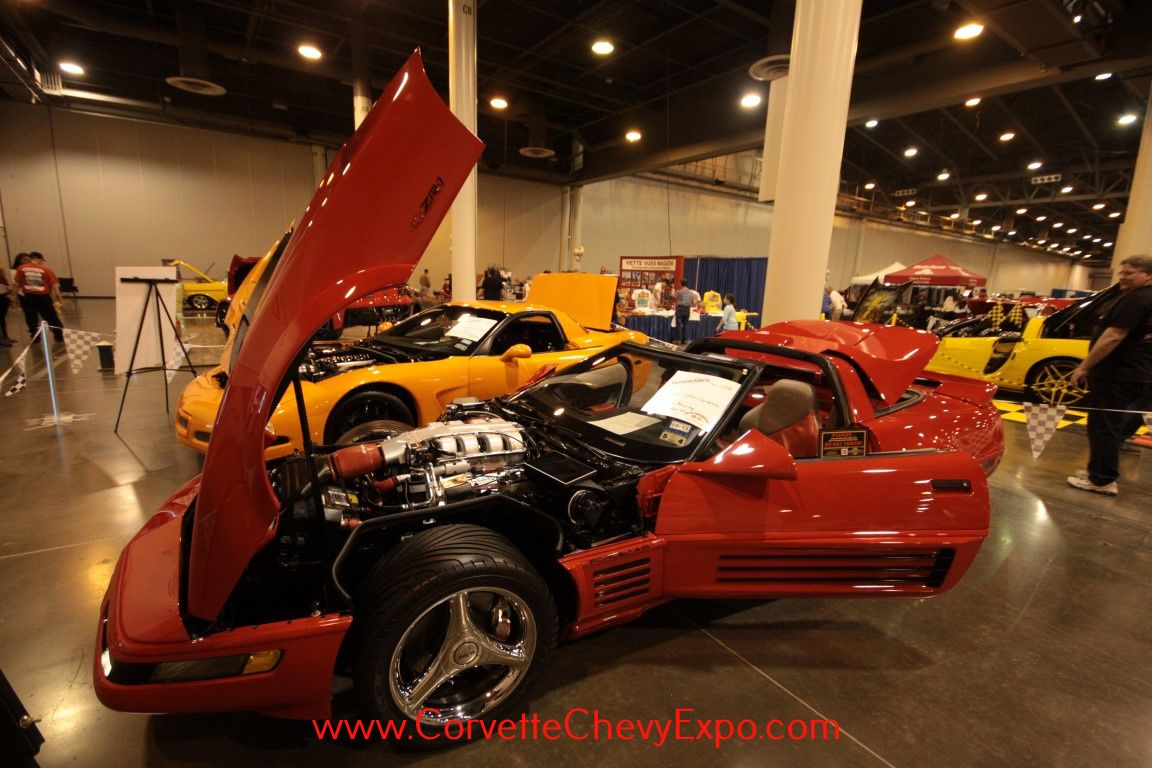 Corvette Chevy Expo Sevierville, TN & Houston, TX Chevy
