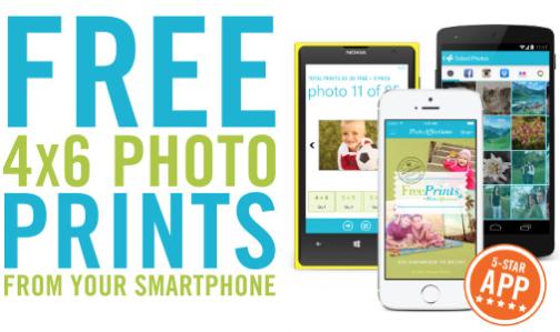 Freeprints App 10 Free 4x6 Prints Free Shipping No Credit Card