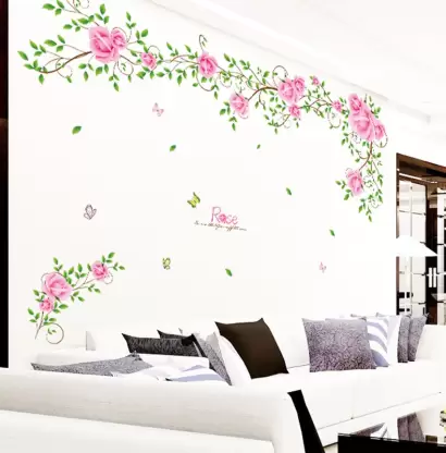 Aquire Extra Large Pvc Vinyl Sticker Price In India Buy Aquire Extra Large Pvc Vinyl Sticker Online At Flipk In 2020 Removable Wall Stickers Home Decor Room Wall Art