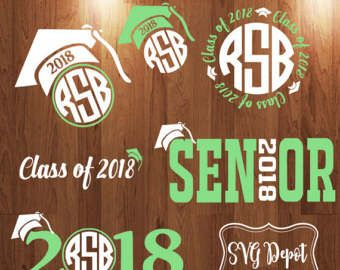 Class of 2018   Etsy   Senior class shirts, Seniors 2018 ...