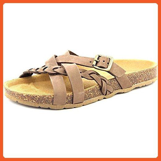 Wanderlust Danika Women US 6 W Brown Slides Sandal Sandals