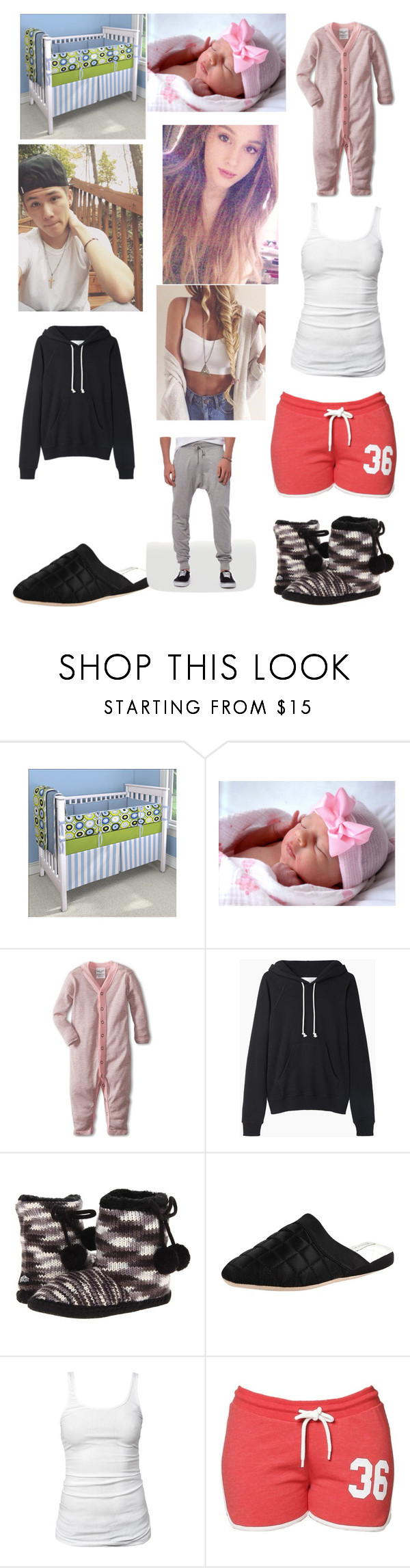 """""""Me and my 2 Bae's"""" by nellier13 ❤ liked on Polyvore featuring Splendid Littles, La Garçonne Moderne, Vans, Patricia Green, James Perse, TWINTIP, women's clothing, women's fashion, women and female"""