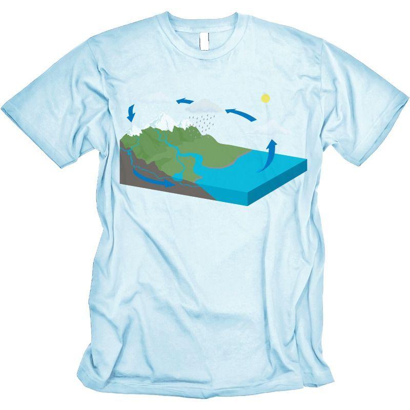 Water Cycle Shirt