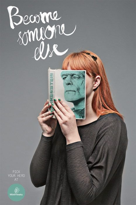 Propaganda para gostar de ler | A Biblioteca de Raquel - Folha de S.Paulo - Blogs