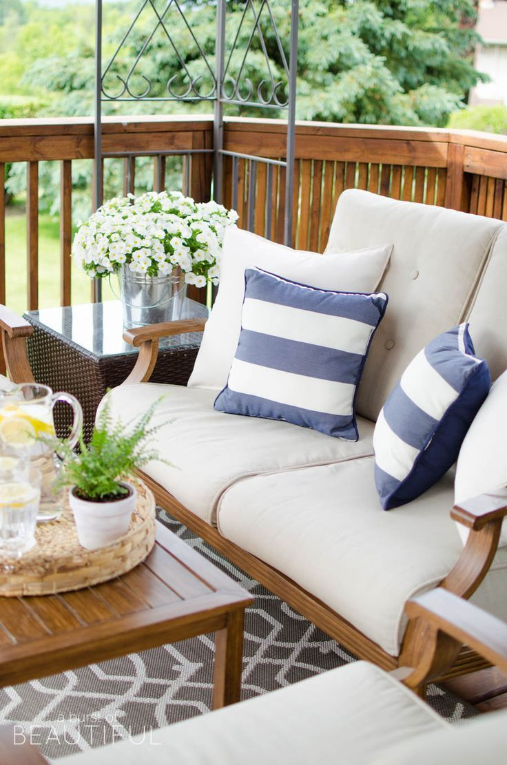Beautiful How To Revive A Wood Deck. Outdoor Living SpacesOutdoor ...