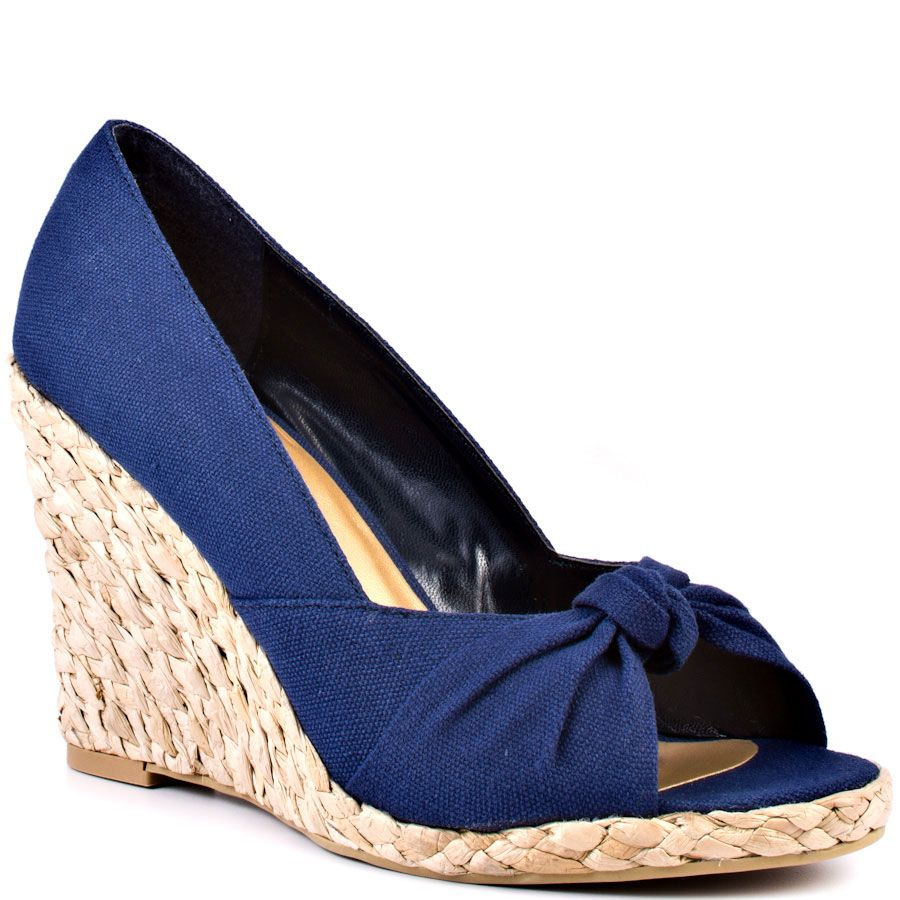 5535e500576 blue wedge heel shoes - Google Search | shoes, boots, and handbags ...