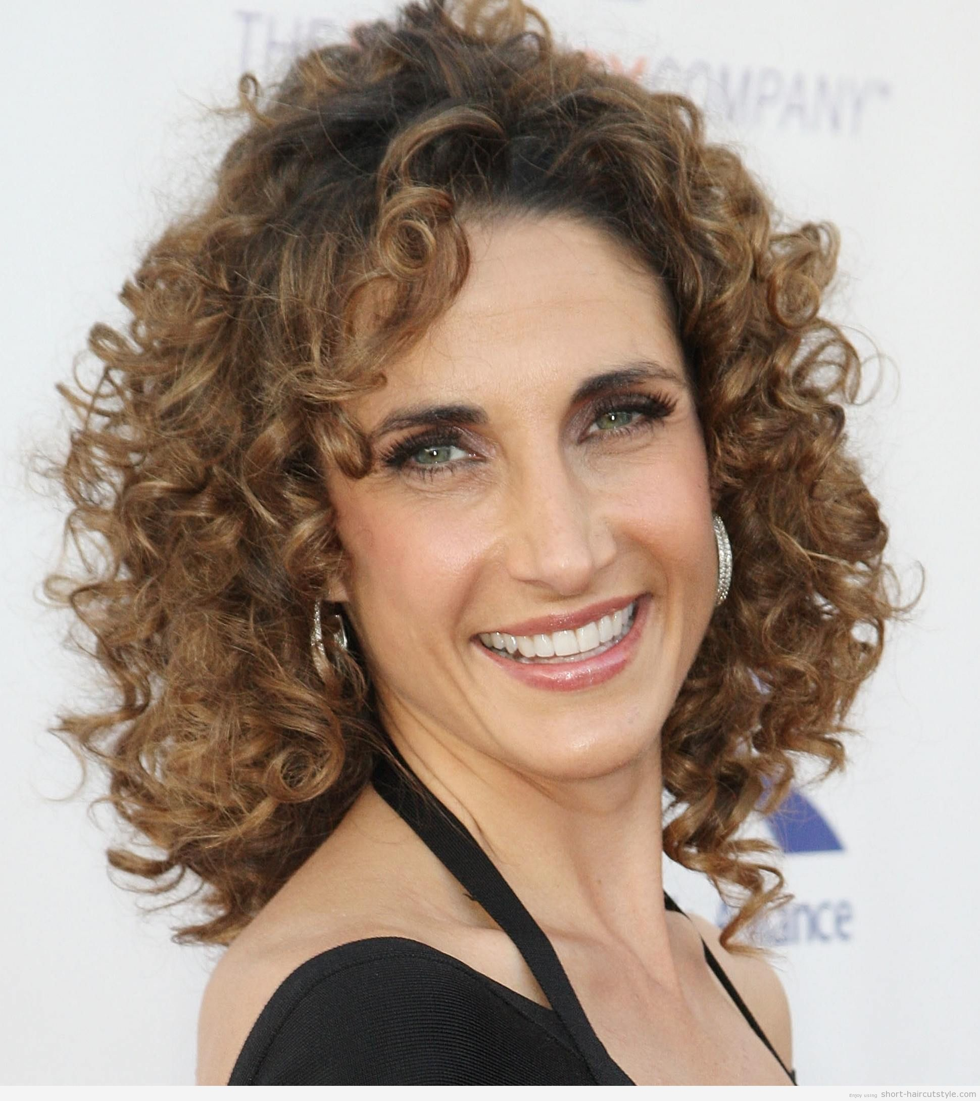 short hair styles for women over 40   short curly hairstyles for