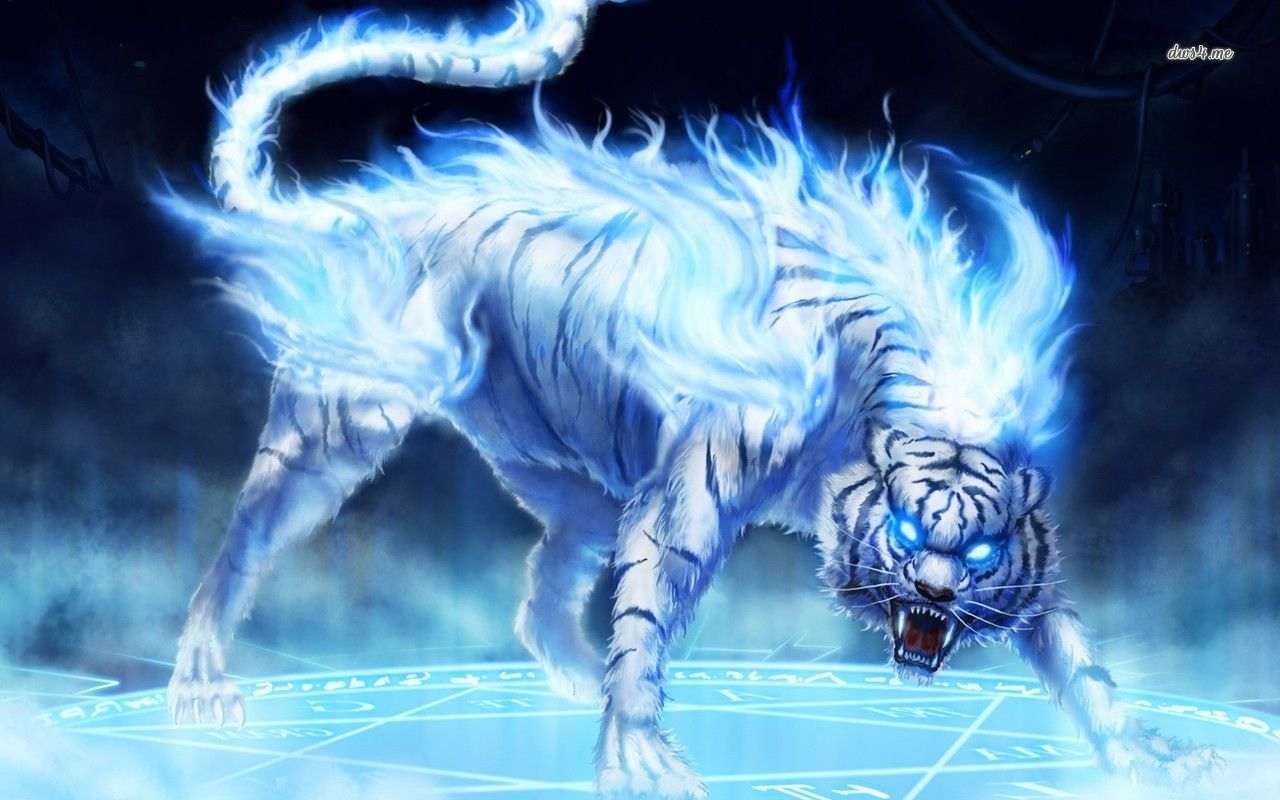 Find Me Cool Wallpapers Wallpapersafari Tiger Artwork Tiger Wallpaper Mythical Creatures