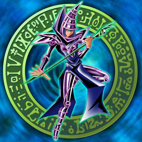 Yugioh Dark Magician Wallpaper