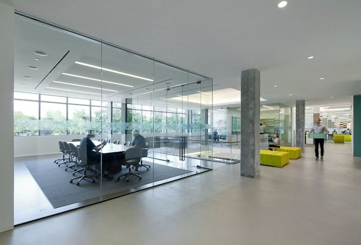 Hain Celestial Headquarters By Architecture Information JBM Interior Design Lake Success New York