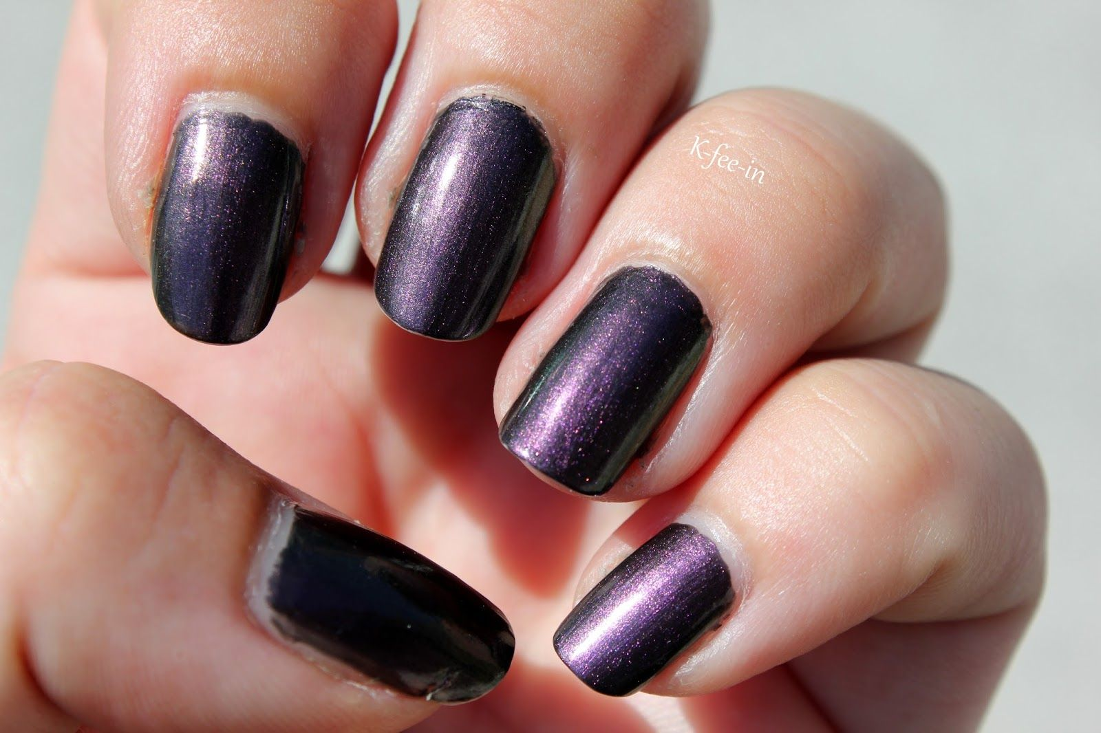 Kiko Laser n°433 - Kféein Nail Polish Addict | nails! | Pinterest