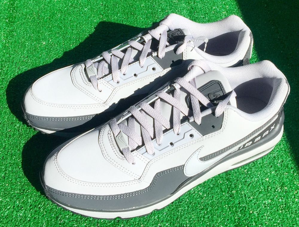 men shoes NIKE AIR MAX LTD 3 Gray 687977005 running