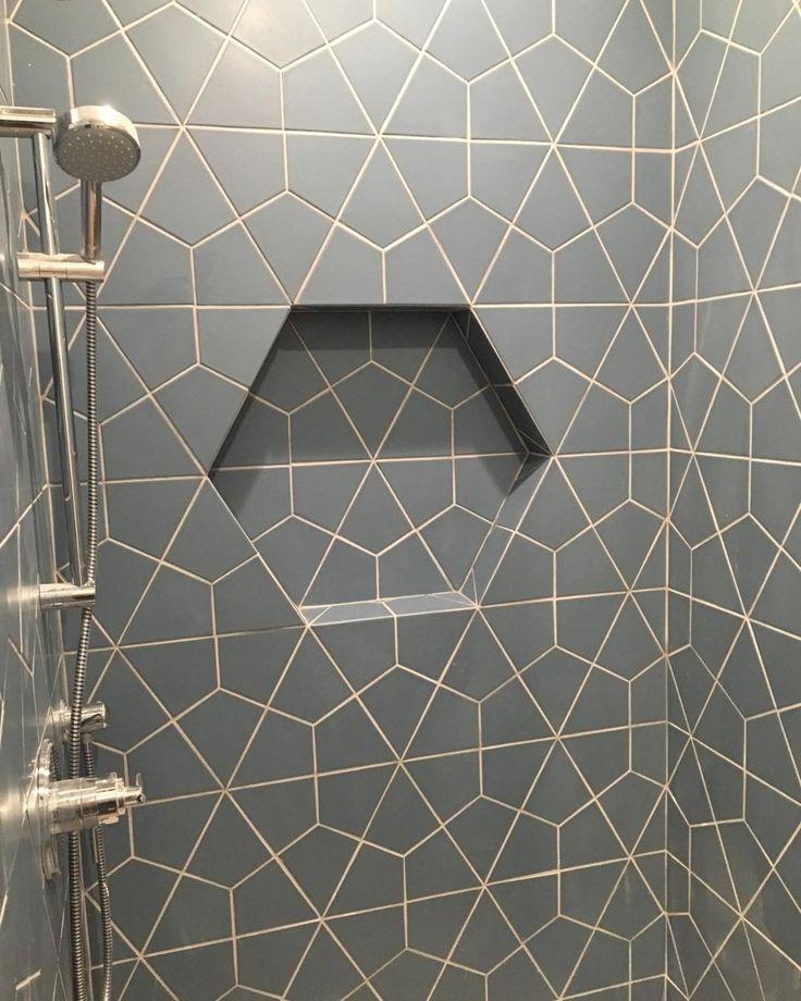 29+ Unique, Bathroom Tile Ideas That You Can Make at Home #bathroomtiledesigns