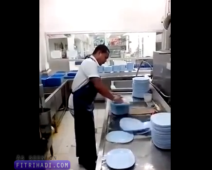 World Fastest Dishwasher 50 Plates In 10 Seconds Video Pencuci Pinggan Paling Laju Tahap Formula 1 Best Shoe Cleaner Clean Shoes Best Sneakers