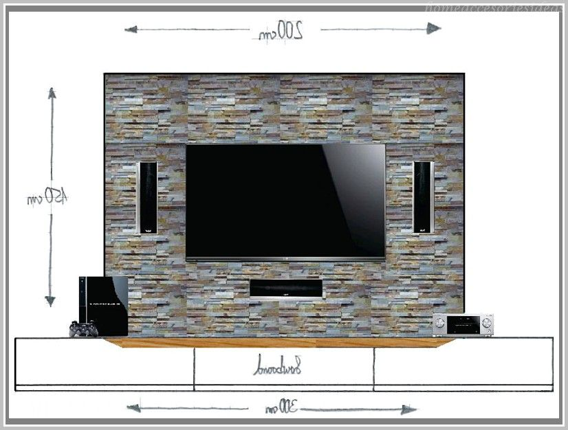 tv wand stein zuk nftige projekte pinterest. Black Bedroom Furniture Sets. Home Design Ideas