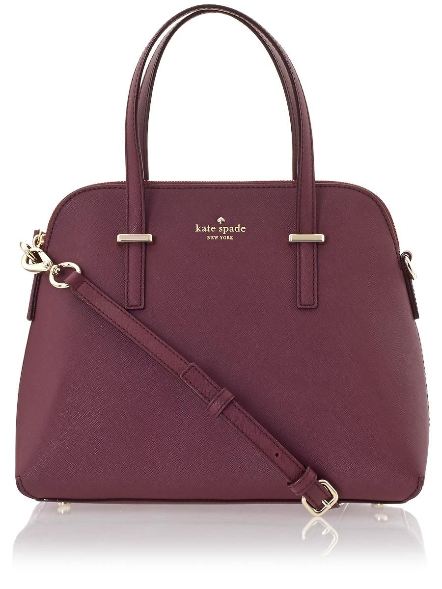Kate spade Cedar street maise in Mulled wine!!! Finally found one on ... 506820ac0d6