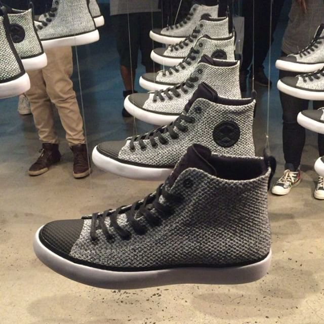 Converse unveils the new Chuck Taylor All Star Modern! Stay