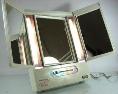 Lighted makeup mirror! I loved mine :)