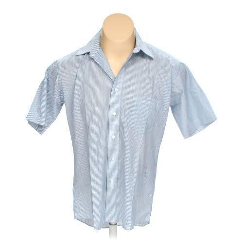 Button-up Short Sleeve Shirt