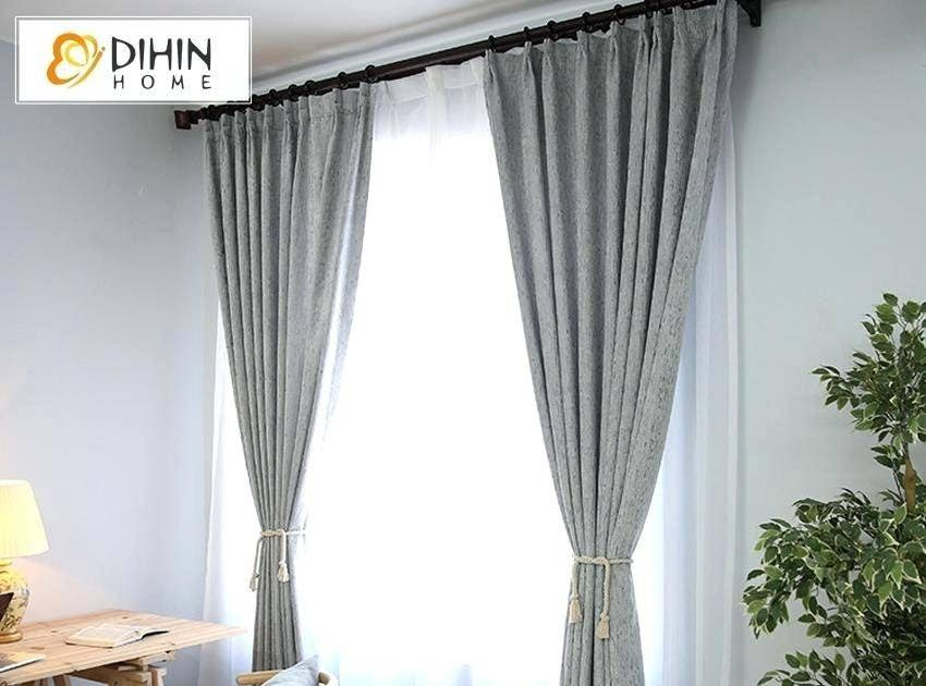 Grey Blackout Curtains Home Ordinary Grommet Window Curtain Remarkable Curtains For Short Living Room In 2020 Short Window Curtains Window Curtains Blackout Curtains #short #window #curtains #for #living #room