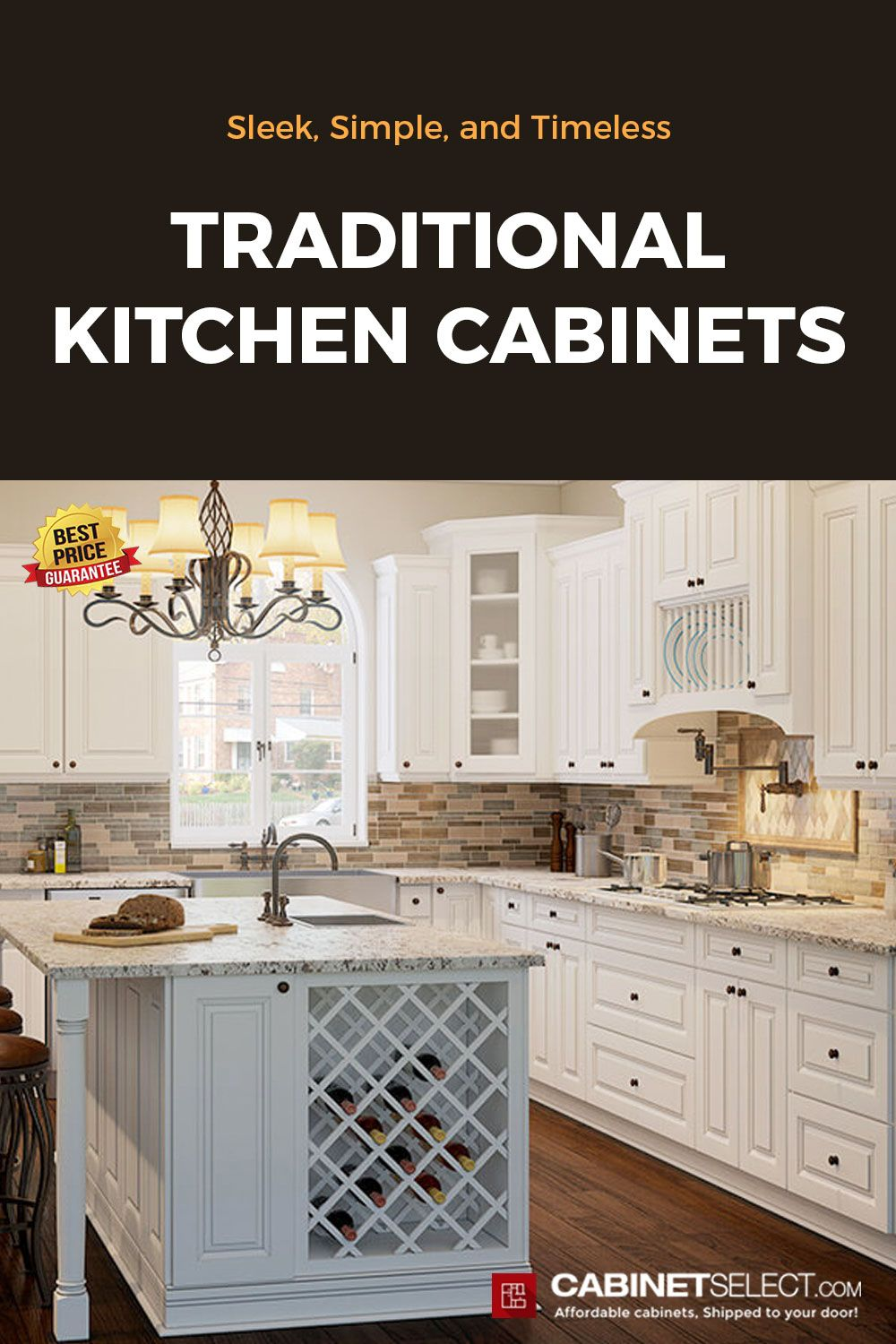 Traditional Kitchen Cabinets Cabinetselect Com Cost Of Kitchen Cabinets Kitchen Cabinets On A Budget Traditional Kitchen Cabinets