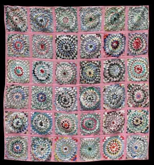 pine burr quilt | The Quilt Complex