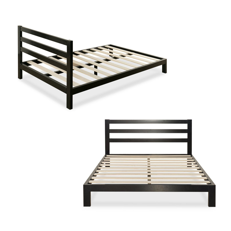 Amazon Com Zinus Modern Studio Platform 2000h Metal Bed