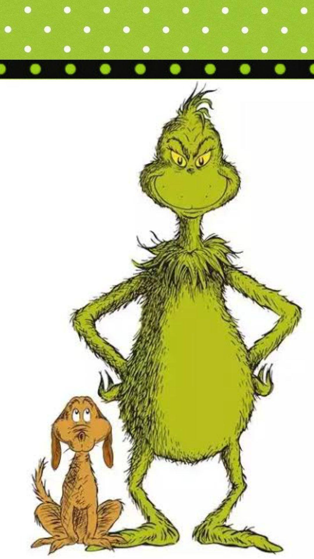 Pin by Stephanie DePolis on Phone Wallpapers Grinch