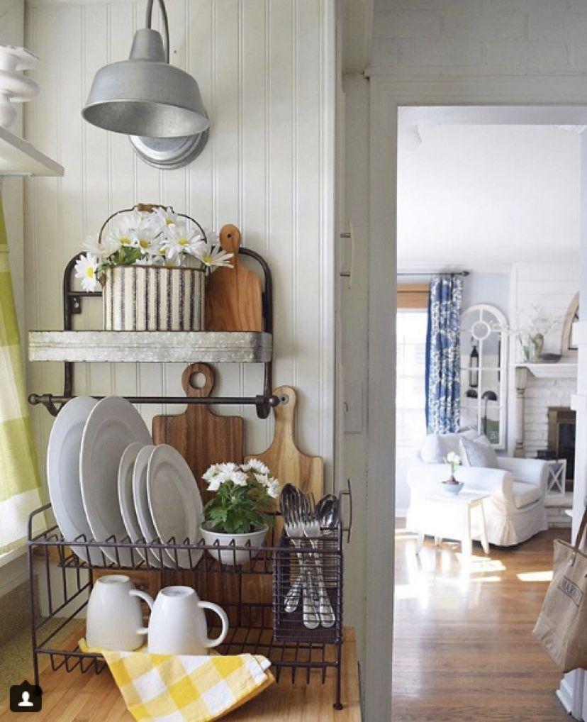 Cottage style decorating inspiration