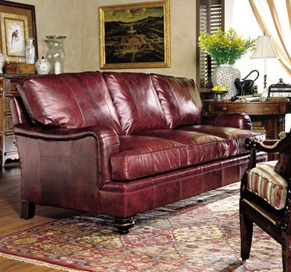 Fireside Sofa From The Fireside Custom Upholstery Collection By Henredon  Furniture | My Style | Pinterest | Upholstery, Leather Sofas And Decorating