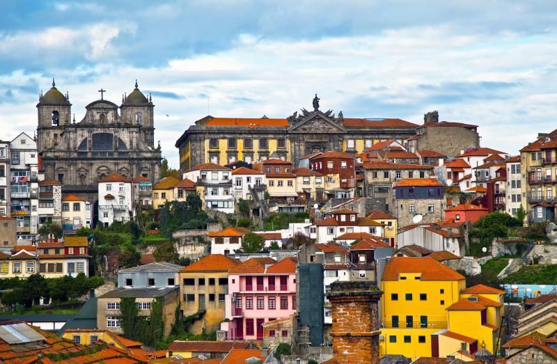 20 Cheap Flights To Europe With Skyscanner Beautiful Oporto