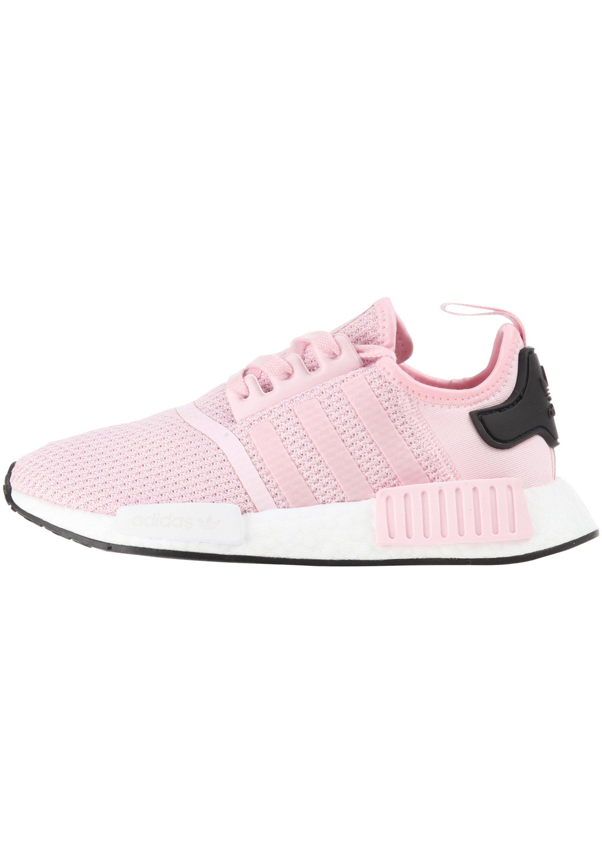 202d3ddea4e2cd Nmd r1 Adidas Damen Schwarz Rosa Sneaker Originals Weiß Ewt7nzqpP7