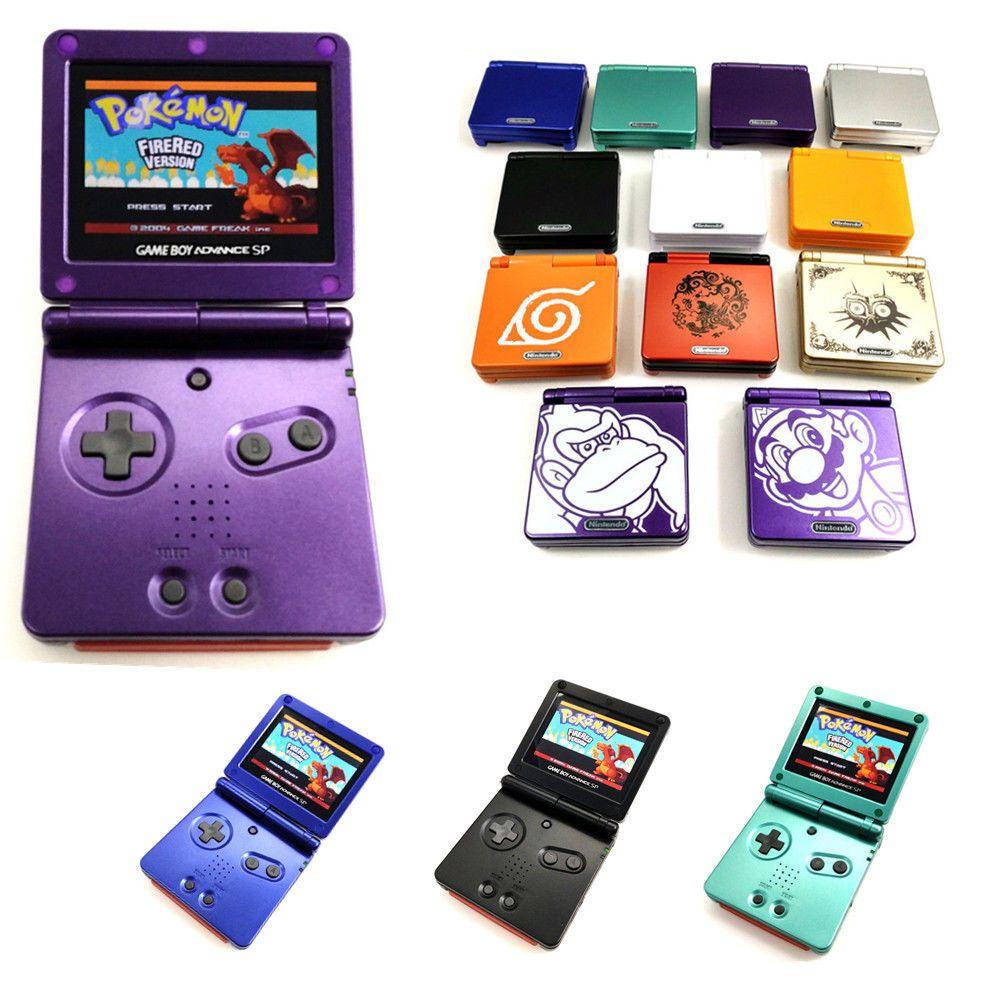 Nintendo Game Boy Advance Sp Console Ags 101 Backlight Backlit Lcd Gba Sp Gameboy Advance Sp Gameboy Nintendo Gameboy Advance Sp