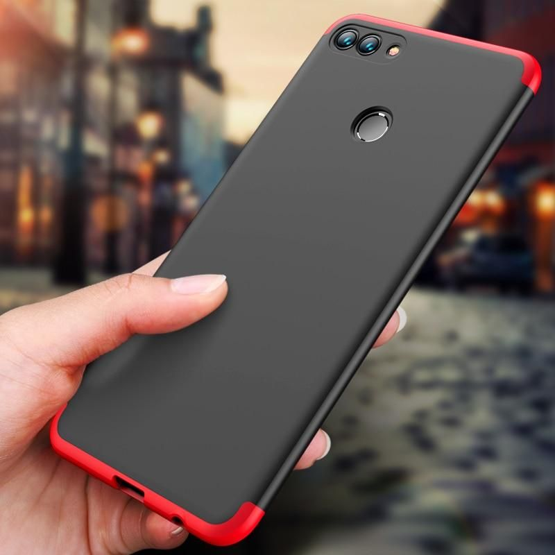 separation shoes 9ada5 b493e Case on Huawei Y9 2019 Case 360 Full Body Protection Anti-knock ...