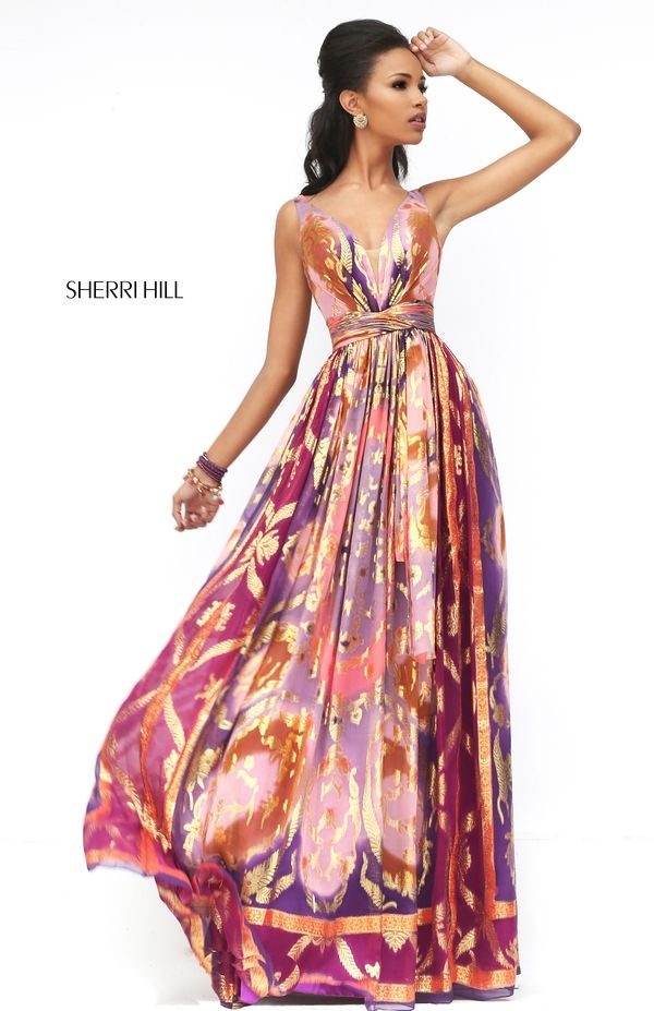 Sherri HIll #50557 | Fall 2016 Collection | Pinterest | Prom, Fall ...