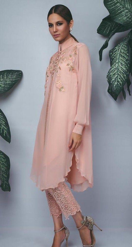 Pin de Mimi en Pakistani Casual Wear | Pinterest | Patrones de blusa ...