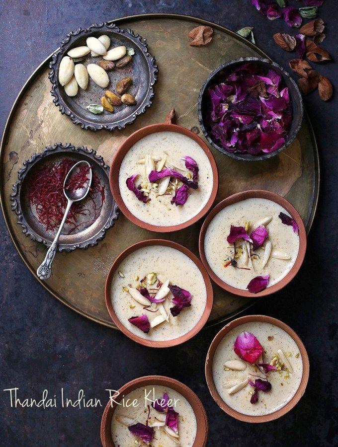 Blog | Indian desserts, Indian rice pudding, Rice kheer