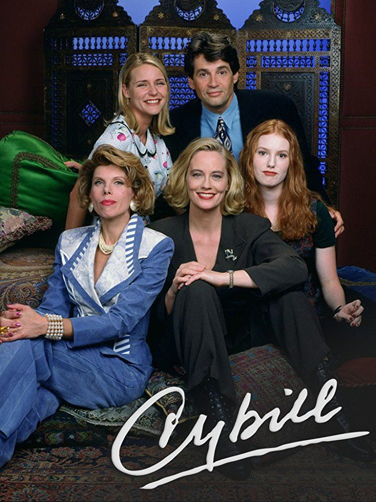 cybill tv series 1995�1998 imdb tv shows of the past
