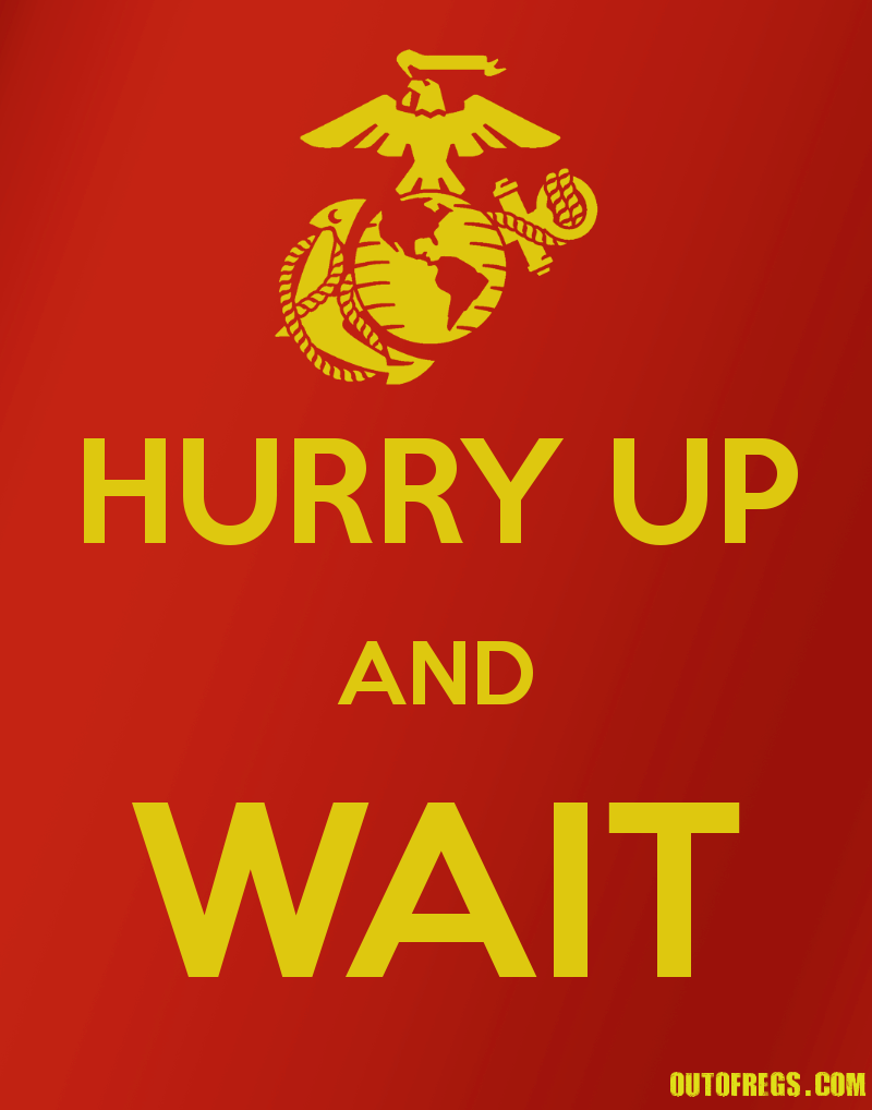 Marine Corps Quotes Outofregs  Archives  The Unofficial Motto Of The Marine Corps