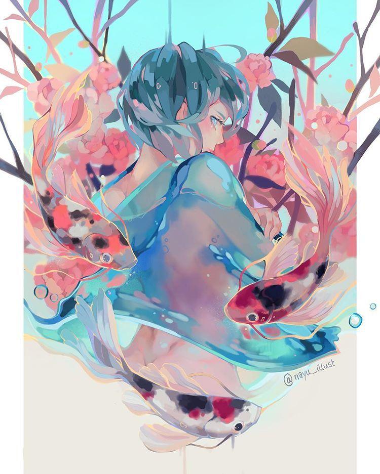 Pin di Miriam burrone su Anime Summer nel 2020