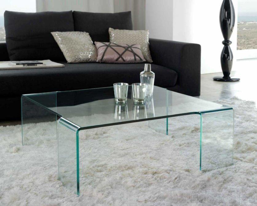 Mesa centro moderna cristal transparente de 96x96 cm calidad media referencia centro 133 ct204 - Merkamueble comedores ...