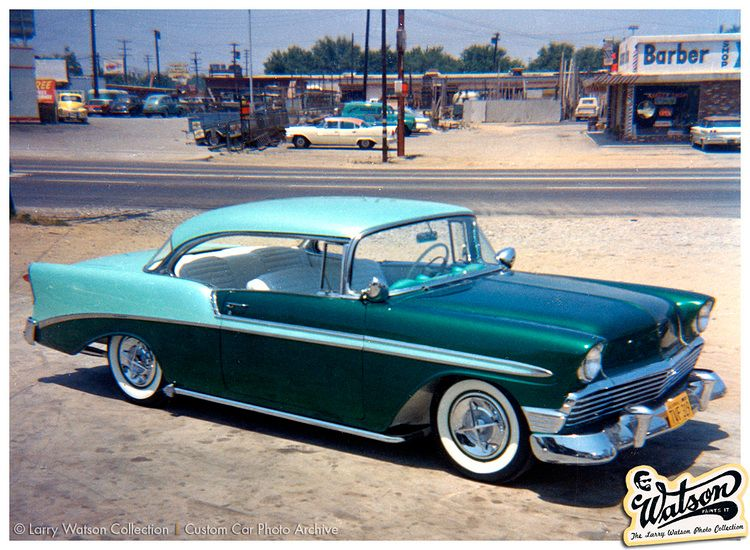 History Larry Watson S Personal Photo Collection Chevy Classic Cars Chevy Bel Air