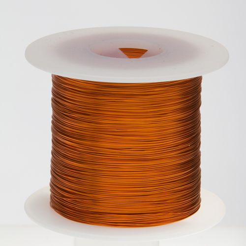 Magnet wire 18 awg 8 spool sizes copper wire magnets and ham radio magnet wire from remington industries enameled copper wire 18 awg diameter greentooth Choice Image