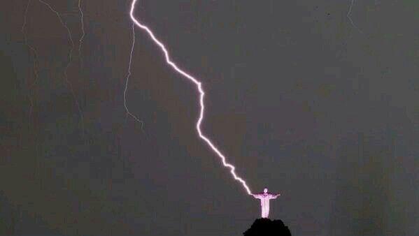 Cristo Redentor, Brasil.