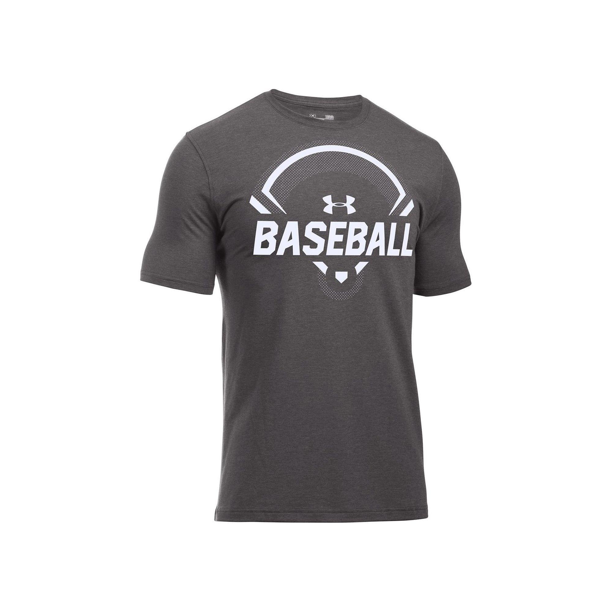 aacc3b29 Men's Under Armour Baseball Diamond Tee | Products | Baseball shirts ...