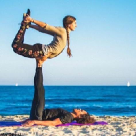 pinmarijana b on dance gymnastics yoga  mountain